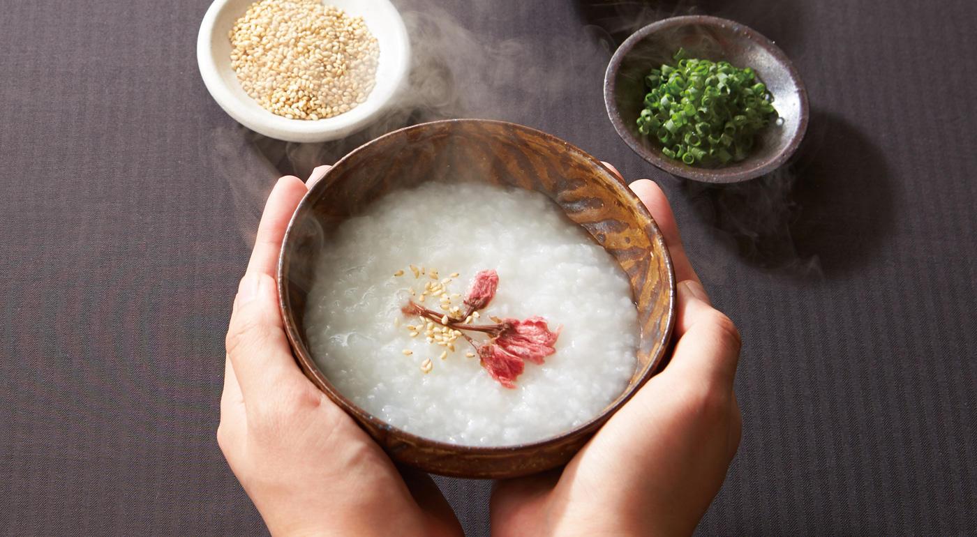 1月は、お米から。