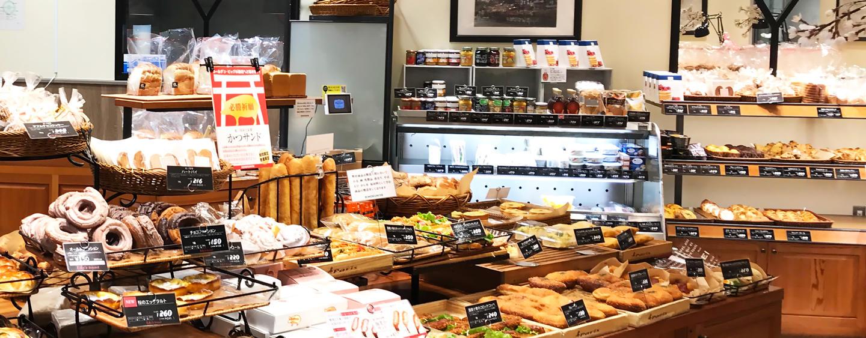 〈Edy's Bread(エディーズ・ブレッド)〉ペリエ西船橋店