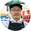NEW!ジェイアール京都伊勢丹店店長